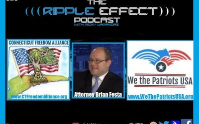 The Ripple Effect Podcast #329 (Attorney Brian Festa   Fighting For Medical Freedoms)