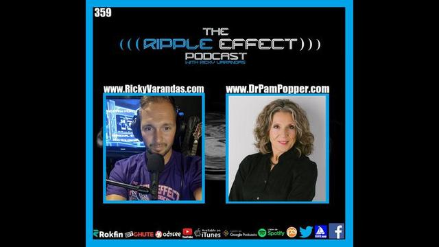 The Ripple Effect Podcast #359 (Dr. Pam Popper | Diet, Health, Food & Medcine)